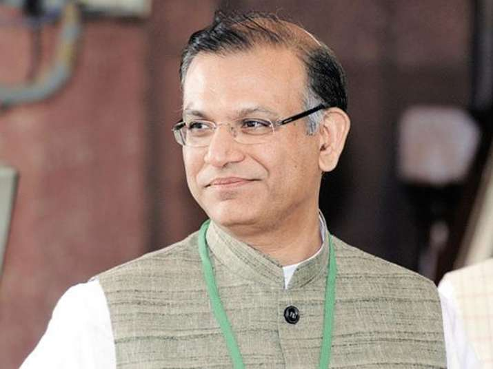 File pic of Minister of State for Civil Aviation Jayant