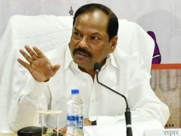 File pic of Jharkhand Chief Minister Raghubar Das