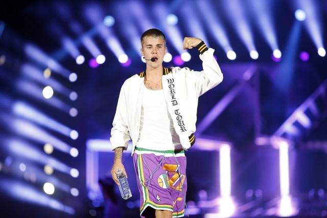 India Tv - Justin Bieber in Dubai