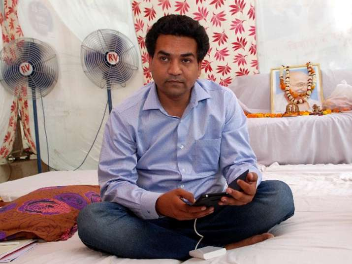 Kapil Mishra's fast sponsored by BJP: Manish Sisodia