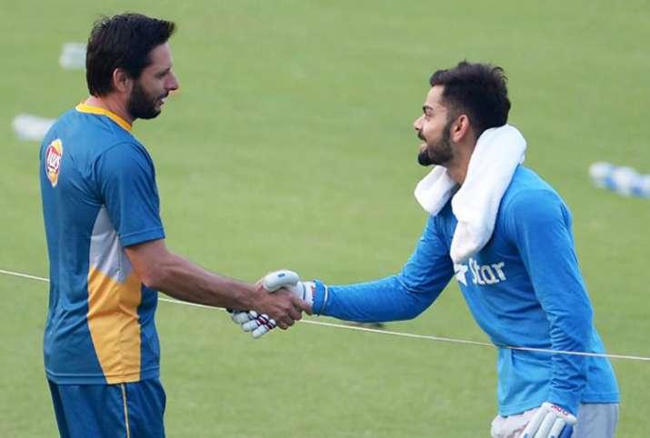 Indian, Pakistani cricketers enjoy good relations, says