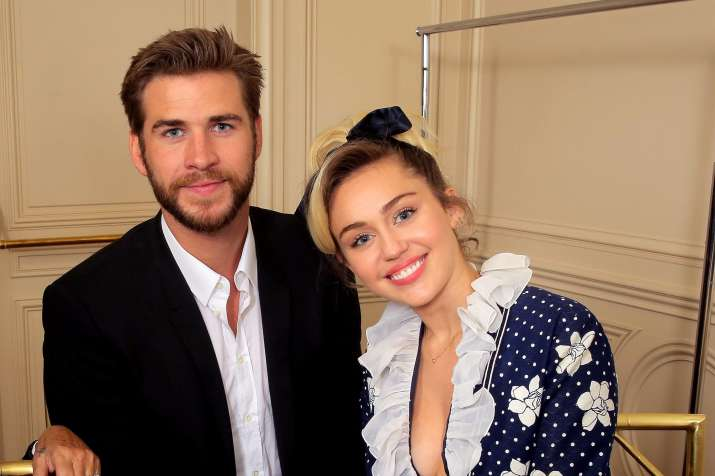 Miley Cyrus's new song says how she and Liam fell in love