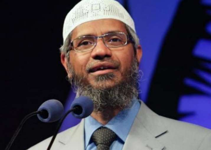 File pic of Zakir Naik