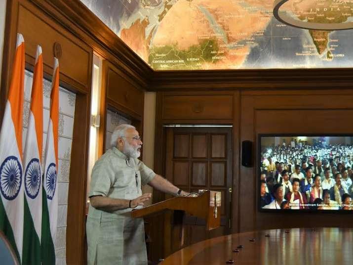 PM Modi addresses Centenary Celebrations of Bharat