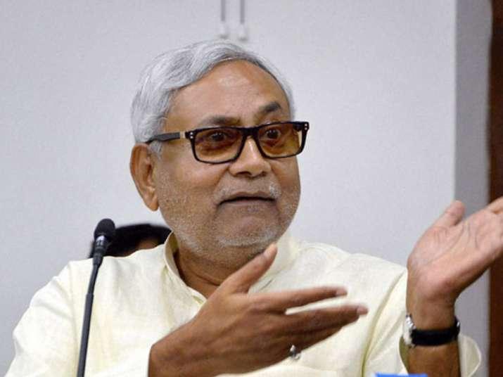 File pic of Bihar CM Nitish Kumar