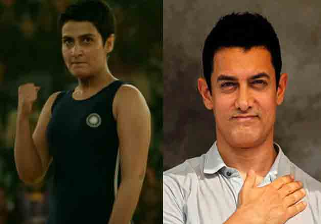 Fatima Sana Shaikh to feature in Aamir Khan's Thugs of