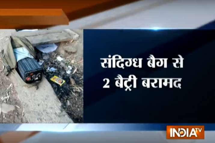 'Suspicious' bag found near Pathankot Army cantonment