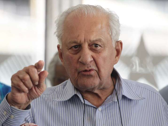 File pic of Pakistan Cricket Board (PCB) chairman Shahryar