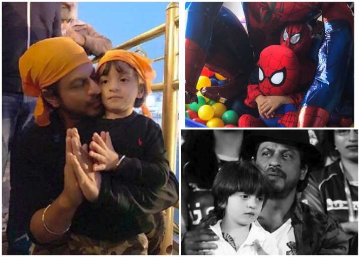 Happy birthday AbRam! Here's why you're our favourite
