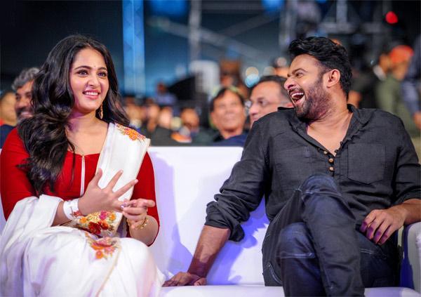 India Tv - Prabhas and Anushka Shetty to team up again?
