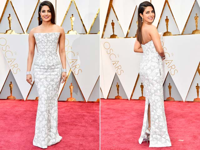 India Tv - Priyanka Chopra Oscars look