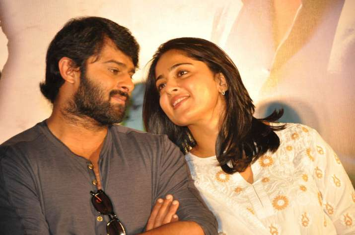 India Tv - Prabhas, Anushka
