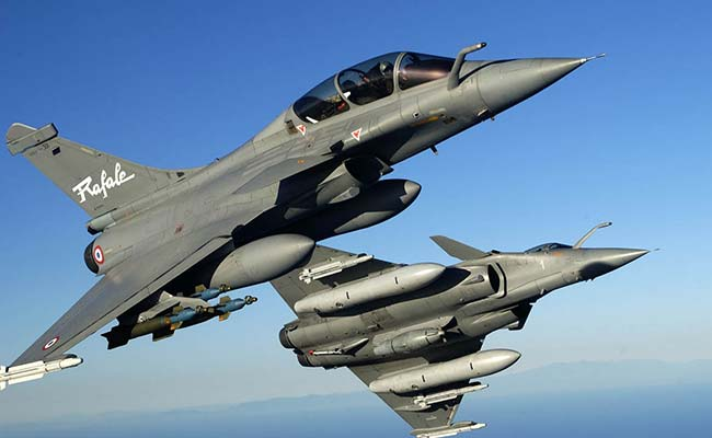 Facing war threat from China, Pakistan, IAF to deploy