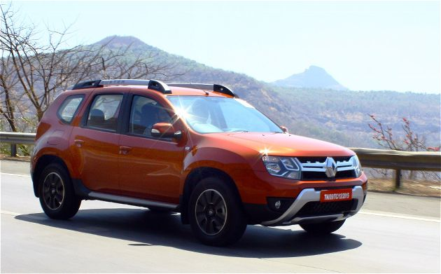 The base model of the Renault Duster sold in India does not