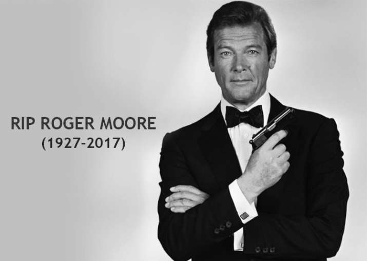 Roger Moore appeared in seven James Bond films