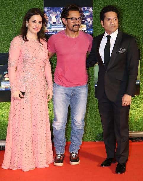 India Tv - Aamir Khan, Sachin