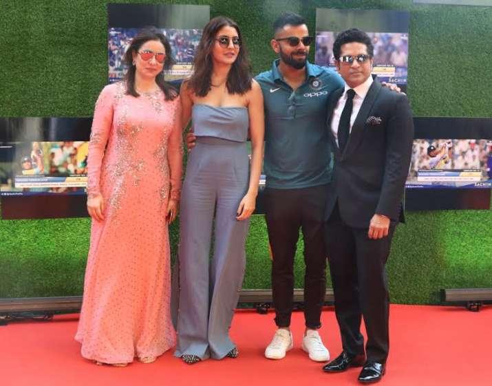 India Tv - Sachin A Billion Dreams premiere