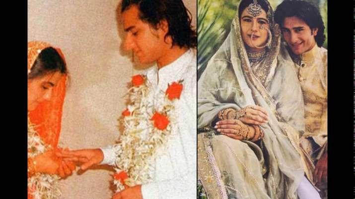 Saif Ali Khan on relation with Sara Ali Khan: I was not ...Saif Ali Khan Wife