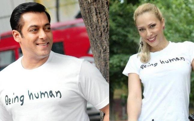 This video of Salman Khan's alleged girlfriend Iulia