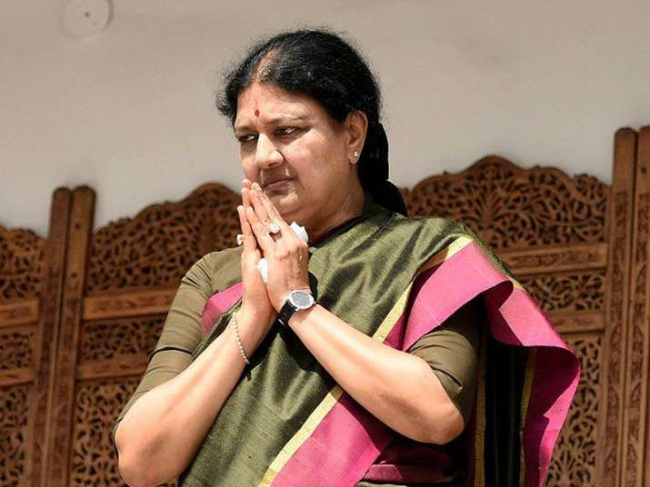 Sasikala bribed Karnataka jail officials for undue favours,