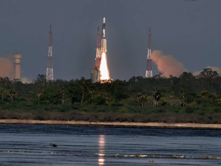 ISRO launches South Asian satellite from Satish Dhawan