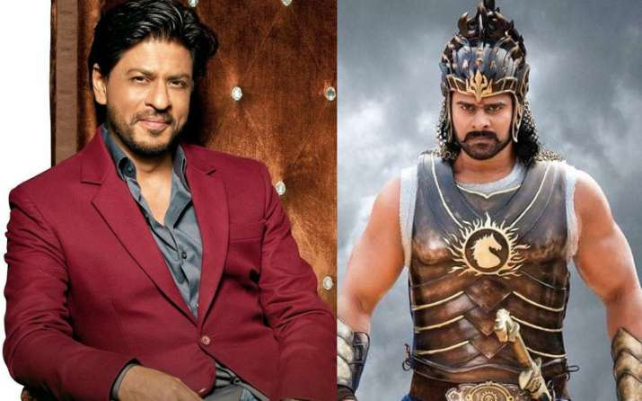 Shah Rukh Khan hasn't watched Baahubali 2 but knows