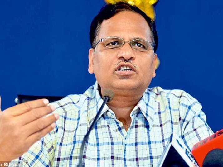 CBI raids Delhi minister Satyendra Jain's office