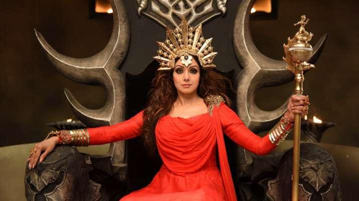 India Tv - Sridevi as evil queen in Puli