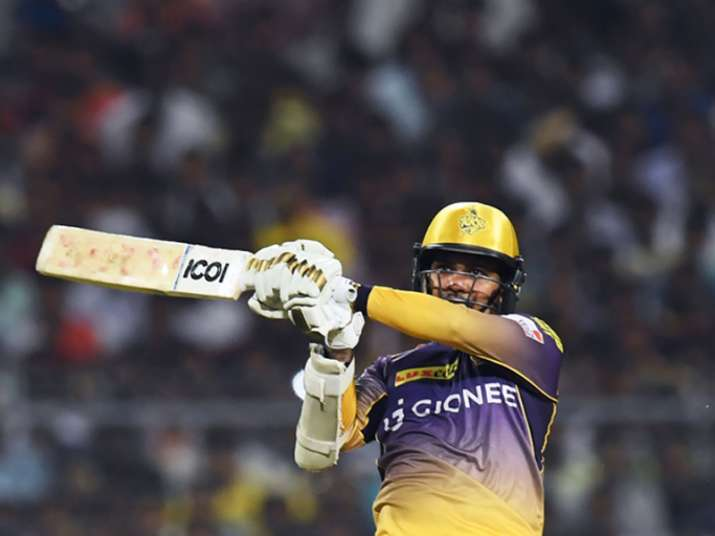 Sunil Narine hits fastest IPL half-century in just 15 balls