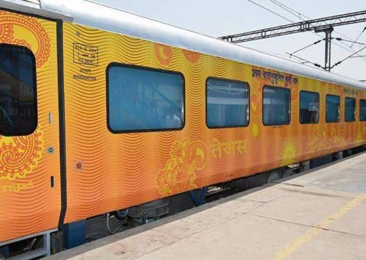 'Tejas Express' to debut today: 10 ultramodern