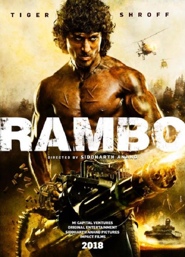 Tiger Shroff nails it as Indian Rambo but Sylvester