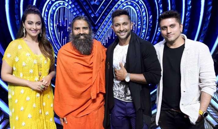 India Tv - Baba Ramdev Nach Baliye