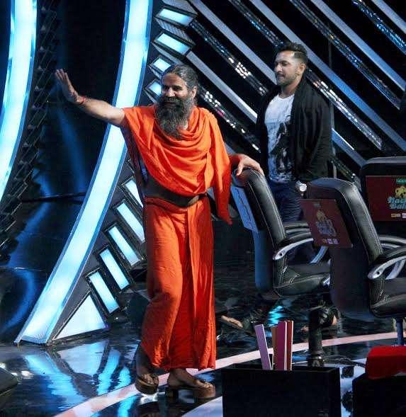India Tv - Baba Ramdev reality dance show