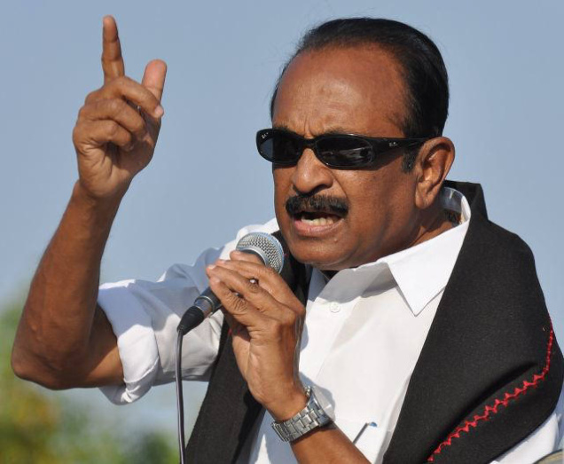 Tamil Nadu court grants bail to Vaiko in 2009 sedition case | National News  – India TV
