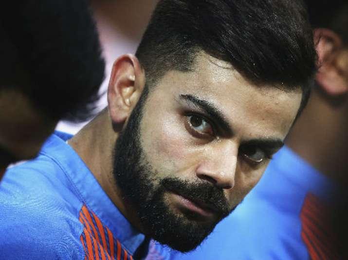 File pic of Team India skipper Virat Kohli