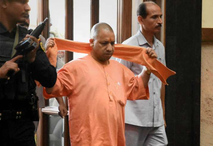 No sanction to prosecute Yogi in 2007 riots, UP govt tells