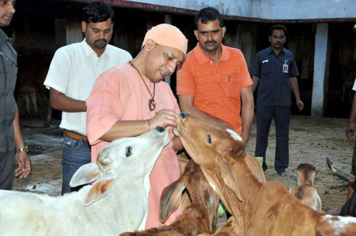 Yogi Adityanath completes two months in office