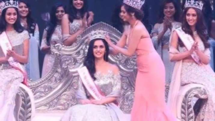 India Tv - Miss India 2017