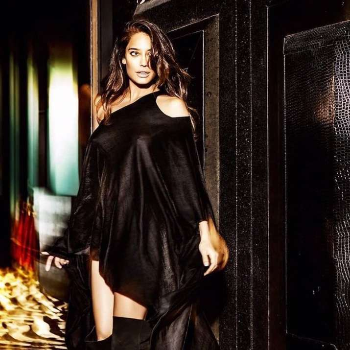 India Tv - Lisa Haydon at her fashion best