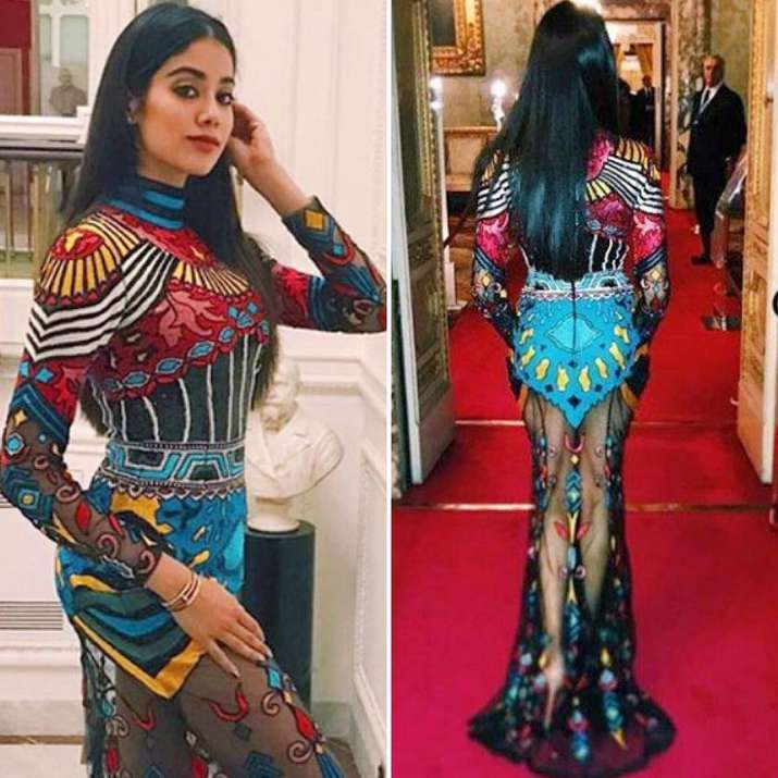 India Tv - Sridevi daughter