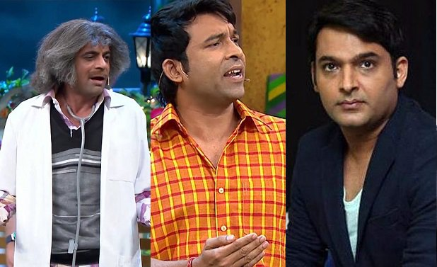Chandan Prabhakar jokes about Kapil Sharma Vs Sunil Grover