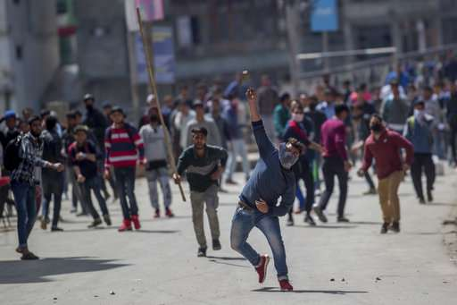 Pakistan using WhatsApp to incite Kashmiri youth for