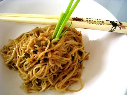 Make your noodles look good