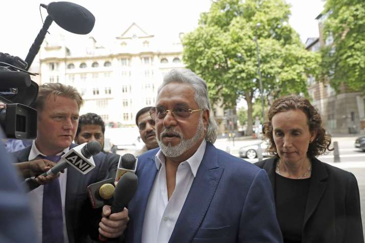 'Keep dreaming about billion pounds', says Mallya after