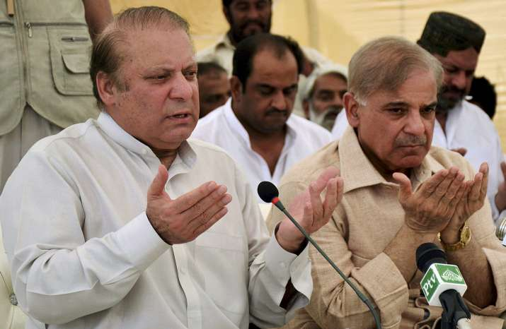 Nawaz Sharif meets top aides to deal with consequences of