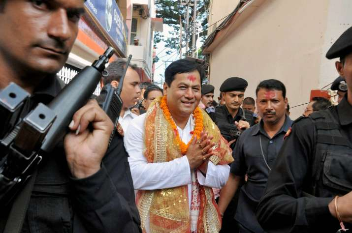 Assam CM Sonowal faces SC wrath for statement on date of