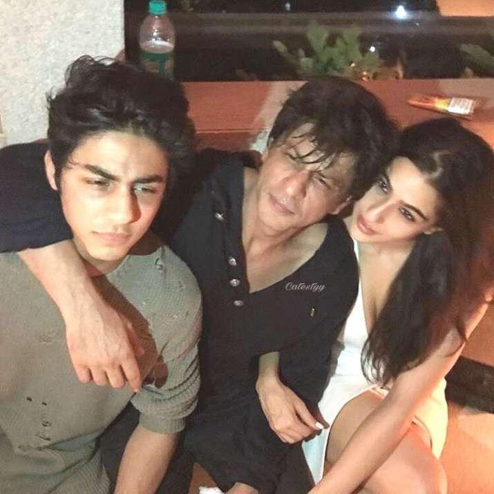 India Tv - Sara Ali Khan, SRK