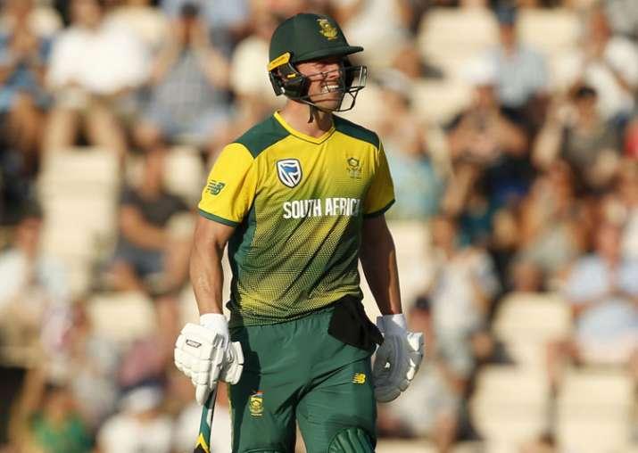 A file image of AB de Villiers.