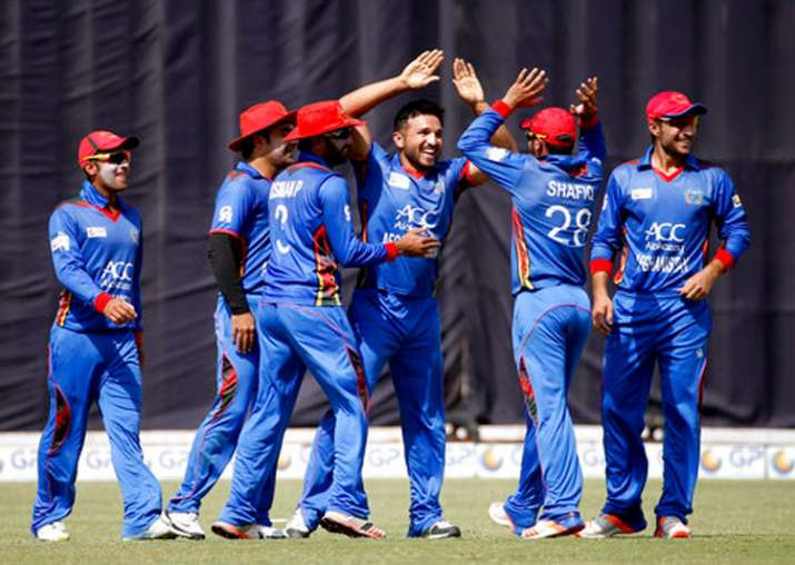 A file image of the Afghanistan team.