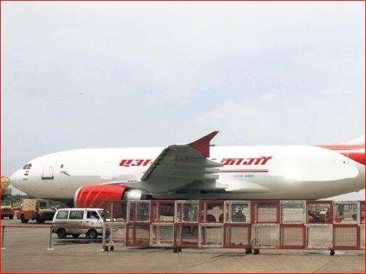 Air India cargo